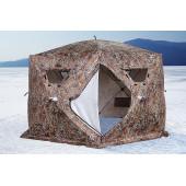 Зимняя палатка шестигранная Higashi Camo Sota