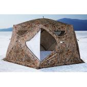 Зимняя палатка шестигранная Higashi Camo Yurta