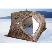Зимняя палатка куб Higashi Double Camo Pyramid