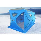 Зимняя палатка куб Higashi Double Comfort Pro трехслойная