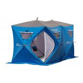 Зимняя палатка куб Higashi Double Comfort Pro DC трехслойная