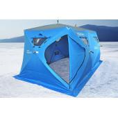 Зимняя палатка куб Higashi Double Pyramid Pro трехслойная