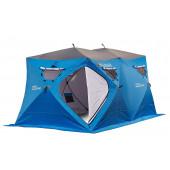 Зимняя палатка куб Higashi Double Pyramid Pro DC трехслойная