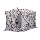 Зимняя палатка куб Higashi Double Winter Camo Comfort