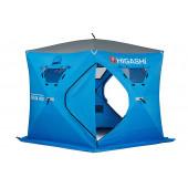 Зимняя палатка пятигранная Higashi Penta Pro трехслойная