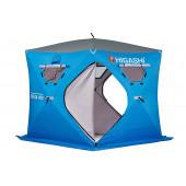 Зимняя палатка пятигранная Higashi Penta Pro DC трехслойная