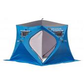 Зимняя палатка куб Higashi Pyramid Pro DC трехслойная