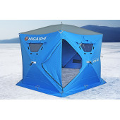 Зимняя палатка шестигранная Higashi Sota Pro трехслойная