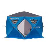 Зимняя палатка шестигранная Higashi Sota Pro DC трехслойная