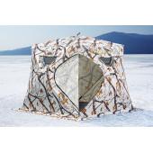 Зимняя палатка куб Higashi Winter Camo Pyramid