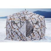 Зимняя палатка шестигранная Higashi Winter Camo Sota