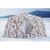 Зимняя палатка шестигранная Higashi Winter Camo Yurta