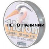 Рыболовная леска Heron 100м 0,18