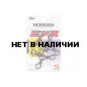 Вертлюжный блок Morigen E-240, р. 3/0, цвет BN, 3 шт