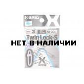 Карабин Morigen XB-203, р. 3, цвет MFP, до 32 кг 8 шт