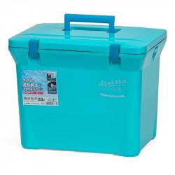 Изотермический контейнер Shinwa Aqua Blue 28A