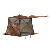 Палатка-кухня Higashi Pyramid Camp Camo