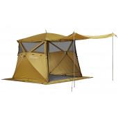 Палатка-кухня Higashi Pyramid Camp Olive