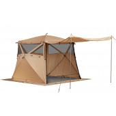 Палатка-кухня Higashi Pyramid Camp Sand