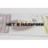 Блесна вращ. MEPPS Aglia Longue Heavy CU PTS ROUGE блистер №2 (16г) LHE3RG21
