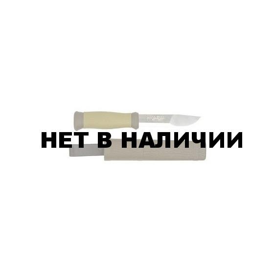 Нож универсальный Mora 2000 (лезвие 11,5см. пластик, чехол) (10629)