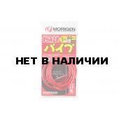 Трубка силиконовая Morigen V-232 1мм/80см Red