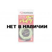 Трубка силиконовая Morigen V-233 1мм/80см Green