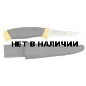 Нож филейный Mora 893 (лезвие 10,3см. пластик, чехол) (112-20235)