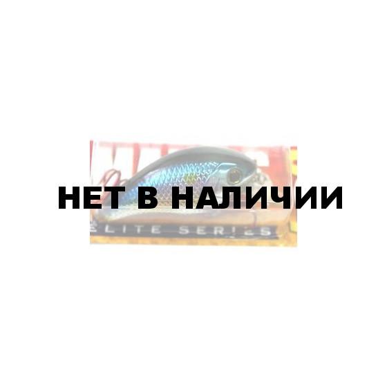 Воблер плав. Manns C4 Elite 81,2мм., 10,5г.,заг. 1,3м. (радужн./темн.спина) СЕ4-3