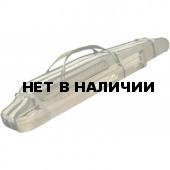 Чехол для удилищ мягкий двойной Aquatic 130 см Ч-10
