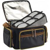 Термо сумка для насадок + 18 банок Aquatic С-44С