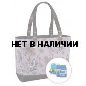 Изотермическая сумка Raya 24 Can tote-purple flower 420961