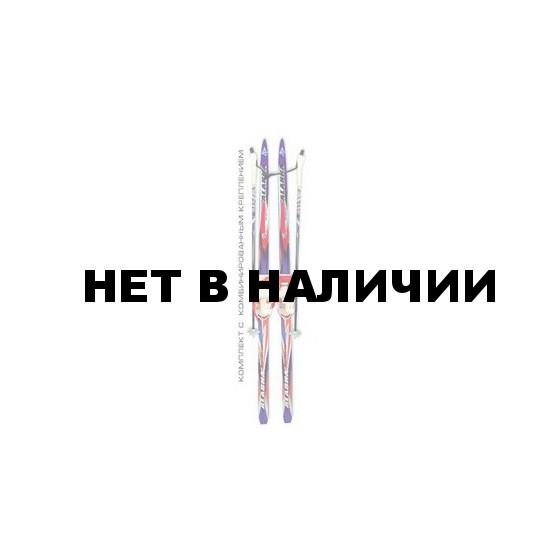 Беговые лыжи STC детские (лыжи, крепления комбинированные, палки) 140 см
