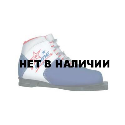 Ботинки лыжные SPINE Kids (синт.) 299/1И
