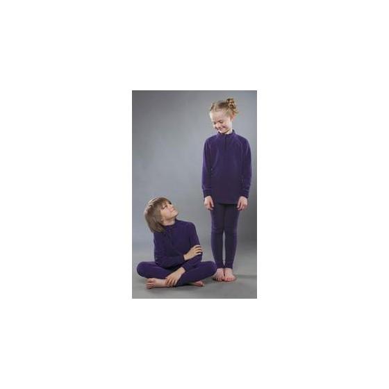 Лосины детские GUAHOO Fleece Basic 702 P/DVT