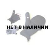 Перчатки-варежки, флис/неопрен 3040
