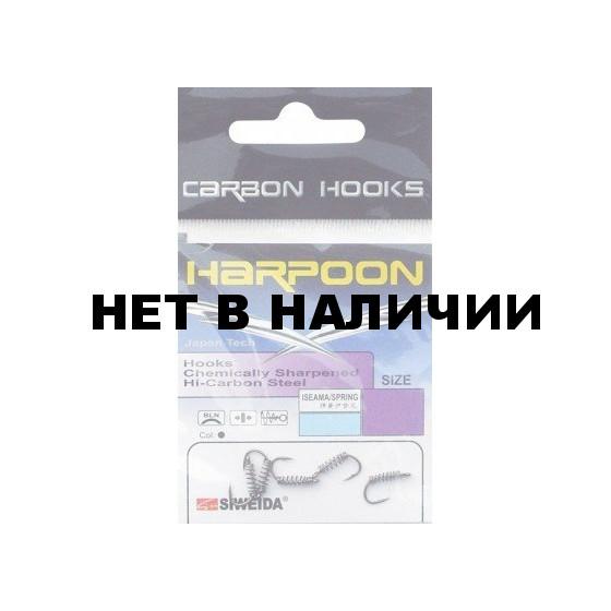 Крючок SWD Harpoon Iseama Spring №7BN (5шт.) 3225607