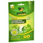 Салфетки Gardex Family влажные от комаров
