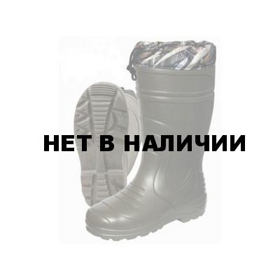 Сапоги мужские Haski light ЭВА (С096) черные
