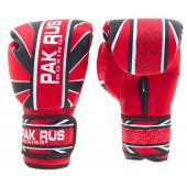 Перчатки боксерские Pak Rus, искусственная кожа Amiko, 10 OZ, PR-11-017