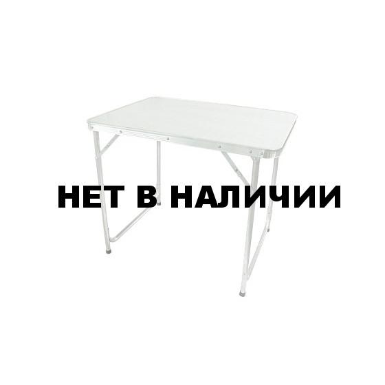 Стол Woodland Camping Table, складной, 80 x 60 x 67 см (алюминий) TABS-02 (36531)