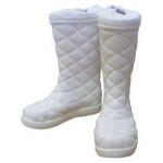 Сапоги зимние WOODLAND ЭВА -45, белые (990-45)