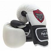 Перчатки боксерские Pak Rus, искусственная кожа DX, 12 OZ, PR-11-036