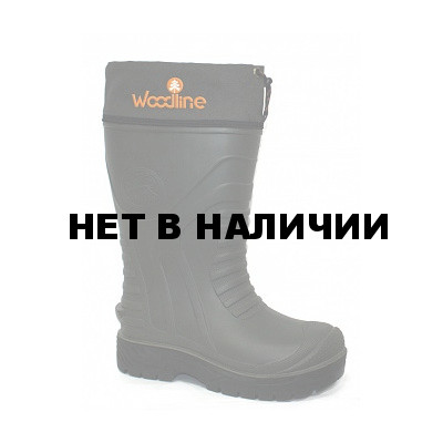 Сапоги зимние WOODLAND POWER ЭВА с ПУ подошвой PW-60