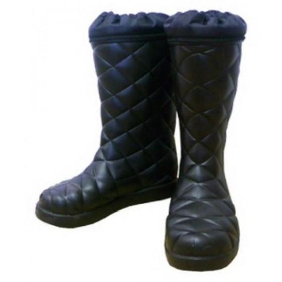 Сапоги зимние WOODLAND ЭВА -45, черные (990-45)