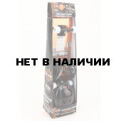 Набор HARLEY DAVIDSON (скейтборд, шлем, наколенники, налокотники) JOEREX HD-1