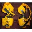 Роликовые коньки JOEREX 5037 детские четырехколесные