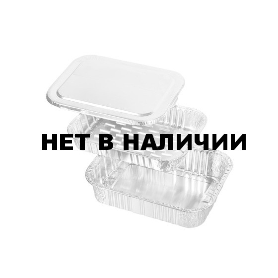 Коптильня одноразовая BOYSCOUT 20х15 см (ольховая щепа, соль, черный перец) 61278