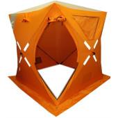 Палатка для зимней рыбалки WOODLAND ICE FISH 2, 160х160х180 см
