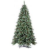 Ель Royal Christmas Seattle заснеженная шишки/ягоды 525240 (240 см)